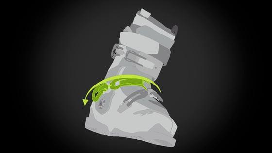 Dalbello Lupo Ax 105 W Alpine Touring Ski Boots Women S