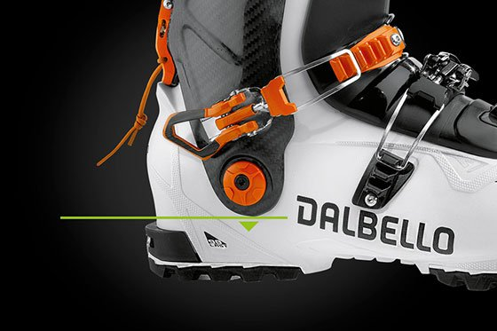 Dalbello Lupo Air 130 Alpine Touring Ski Boots 2020 Evo