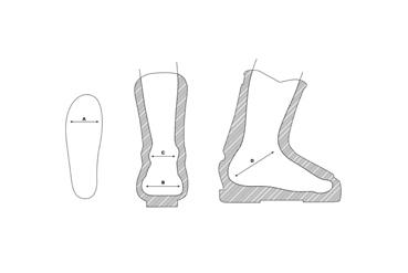 Head Adapt Edge 110 Ski Boots 2015 Evo