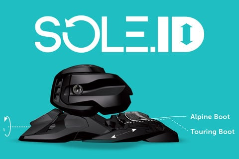 970d1271f3 ID allows Marker Authorized Retailers to adjust Sole ID equipped bindings  to every type of adult ski boot sole