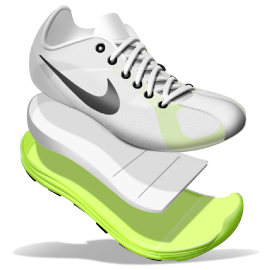 80d204062e9c Nike SB Lunar OneShot Shoes