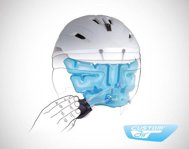 Ski/Snowboard Helmet Size & Fit Guide | evo