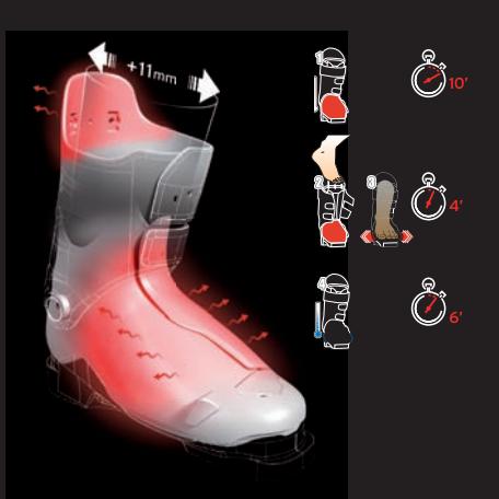 Salomon Quest Max 110 Ski Boots 2016 Evo