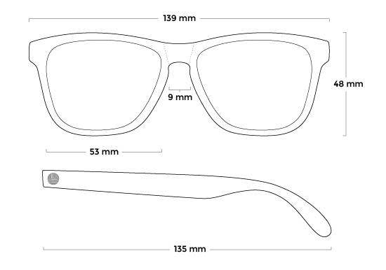 Sunski Headlands Sunglasses evo
