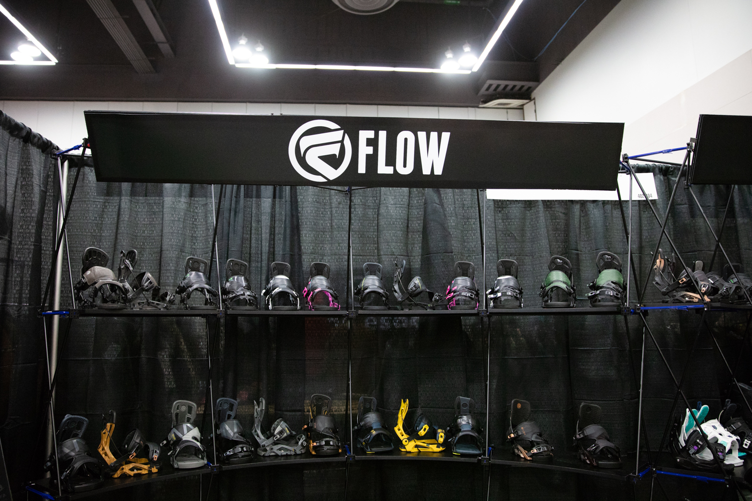2020 Flow Snowboard Bindings