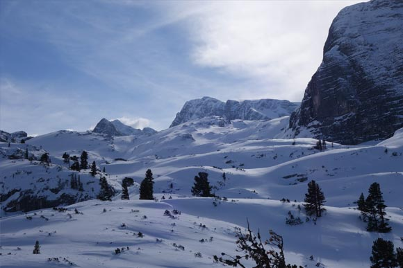 A beautiful hike at Dachstein Glacier. Photo Drew Doorn