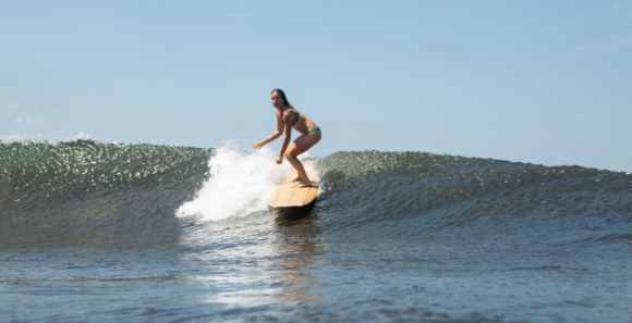 Surfing Nicaragua's West Coast