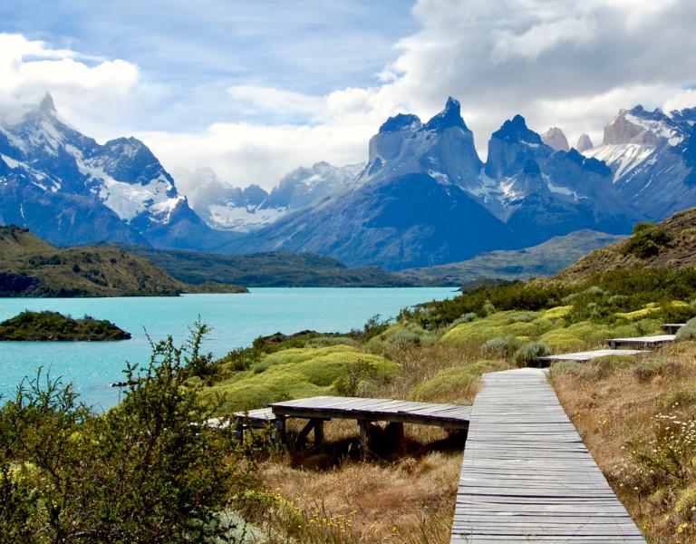 Torres Del Paine Patagonia Trekking Trip Package Evo
