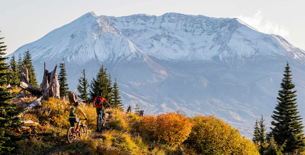 Mount Saint Helens Mountain Bike Trails
