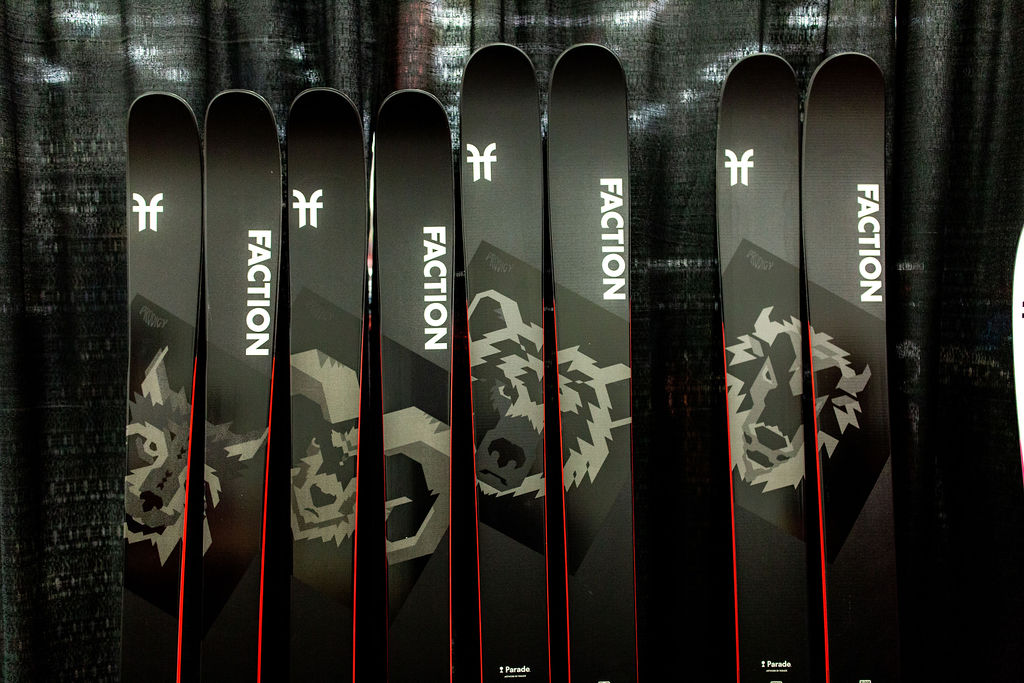 2021 Faction Skis