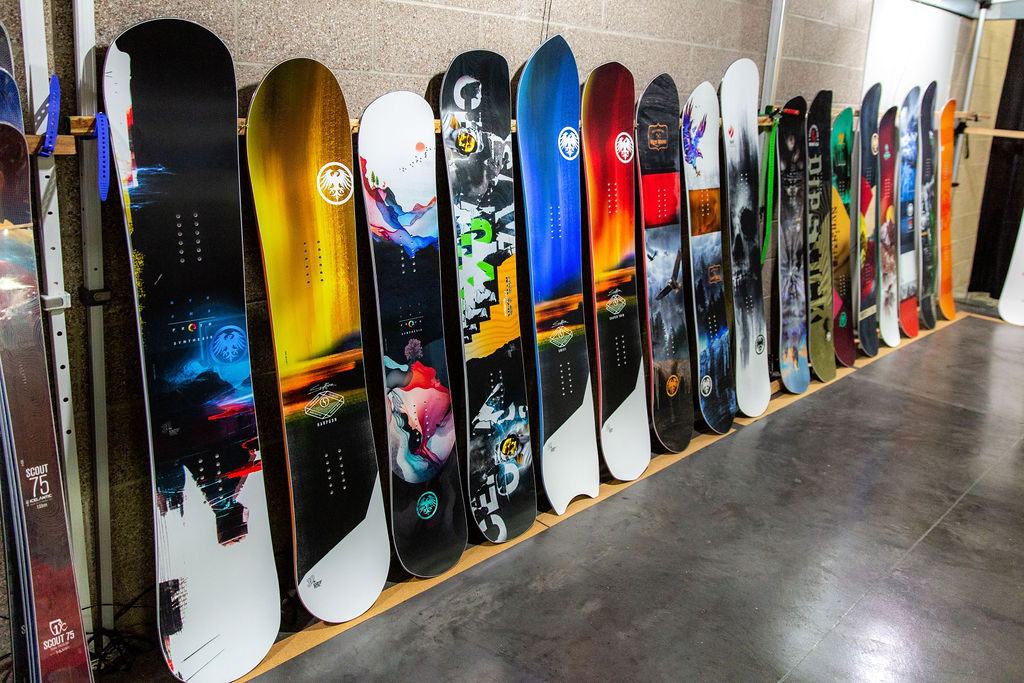 2021 Never Summer Snowboards