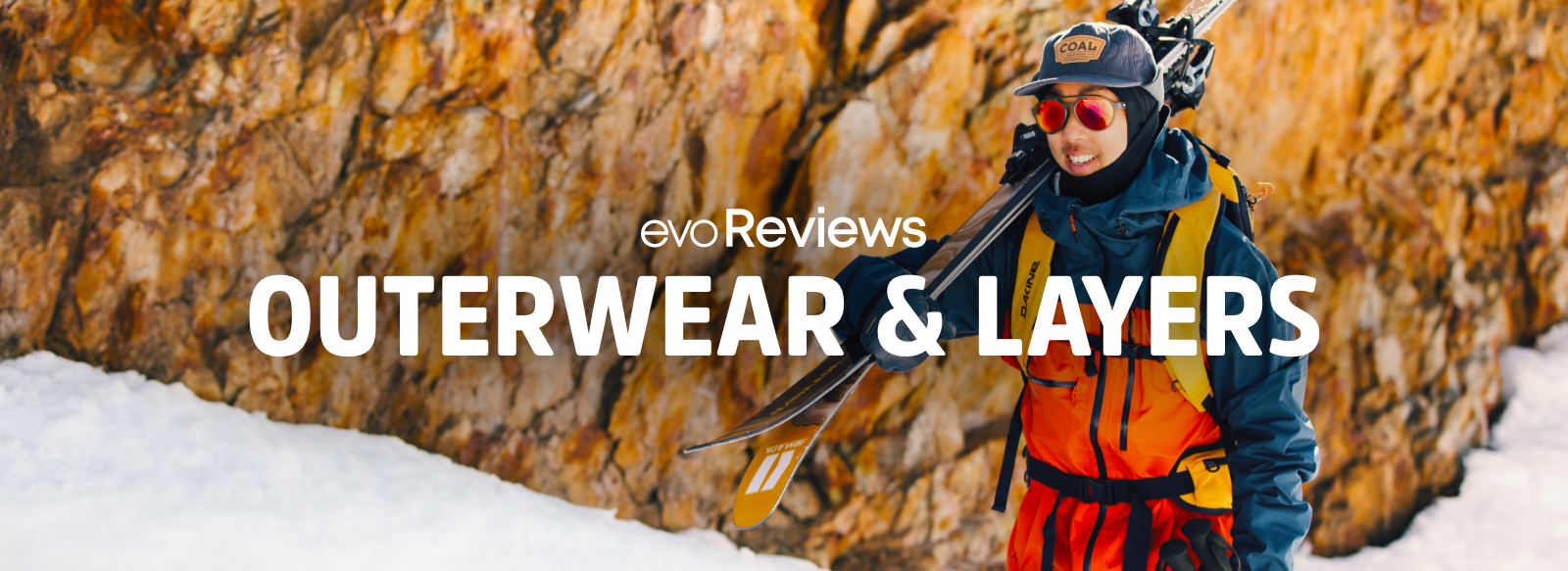 evoReviews Outerwear & layers reviews