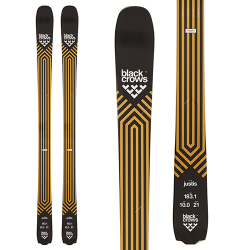 The best 2020-2021 all mountain skis