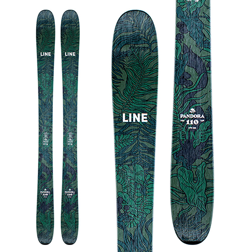 Best 2020-2021 women's powder skis