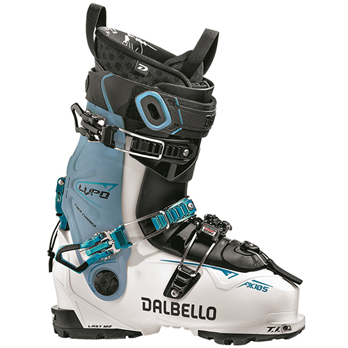 Best women's touring ski boots