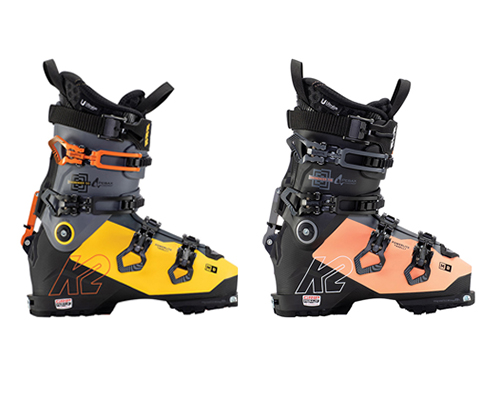 The best men's & women's touring ski boots