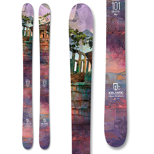 The best 2020-201 women's skis