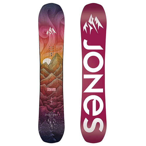 The best 2020-2021 women's all mountain snowboards