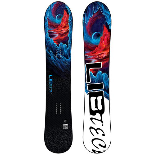 Best 2020-2021 freeride & big mountain snowboards