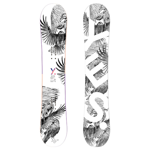 Best 2020-2021 women's big mountain snowboards