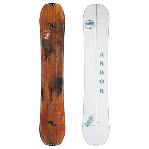 The best 2020-2021 women's splitboards