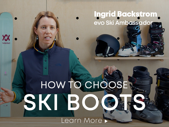 How To Choose Skis Boots
