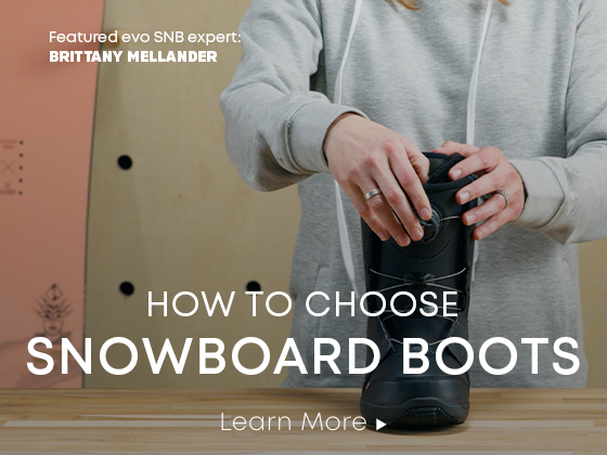 How To Choose A Snowboard boot