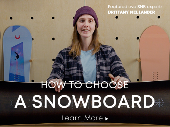How to Choose a Snowboard - Learn more