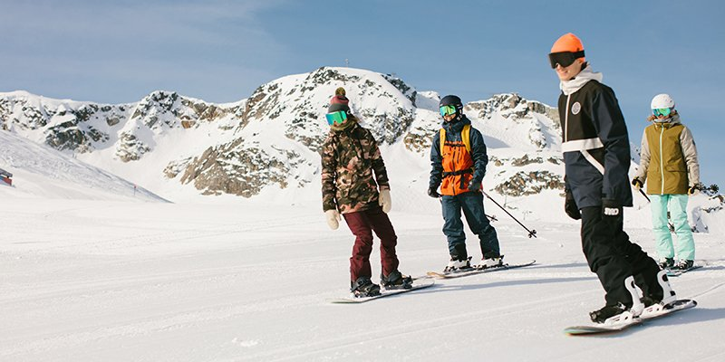How to choose ski & snowboard pants