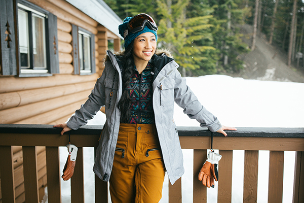 How to dress for skiing & snowboarding