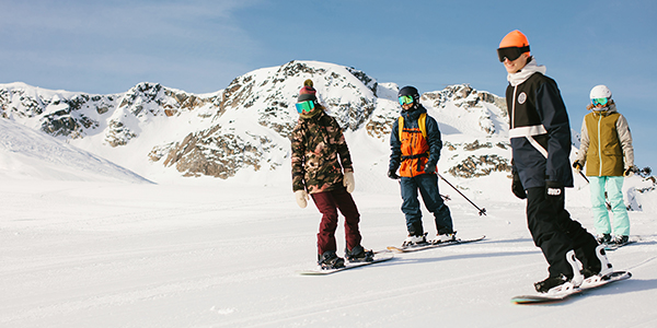 What to wear skiing & snowboarding