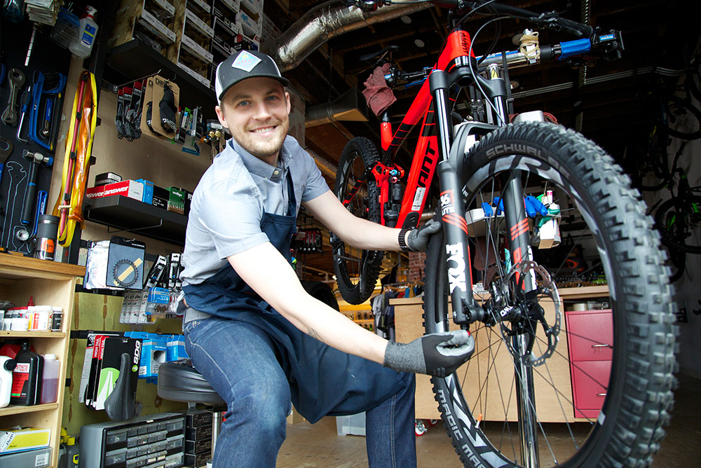 Portland Bike Service, Tuning and Repairs - Mountain & Road