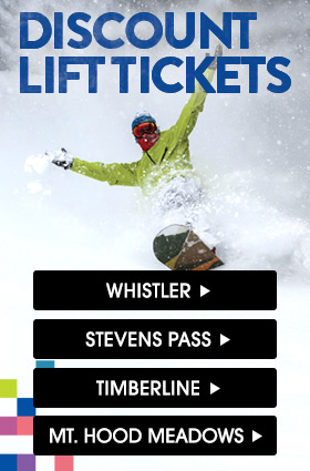 Discount Lift Tickets to Resorts Near You.