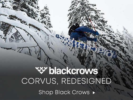 Black Crows. Corvus Redesigned. Shop Black Crows.
