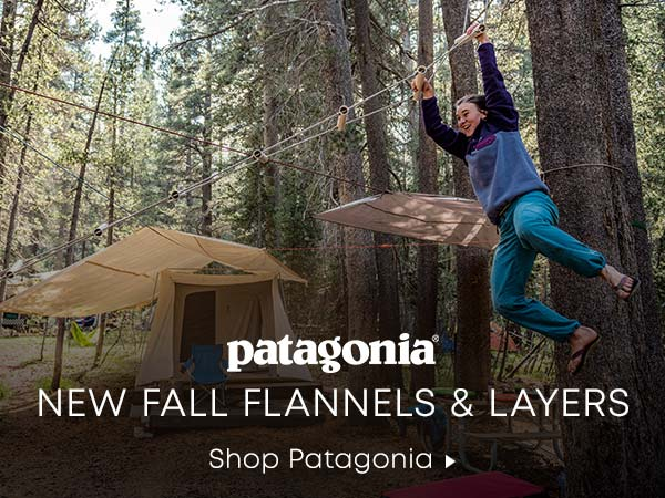 Patagonia. New Fall Flannels and Layers. Shop Patagonia.