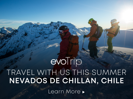 Travel with Us this Summer. Nevados De Chillan, Chile. Learn More.