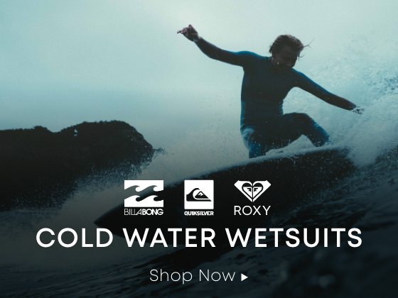 Billabong. Quicksilver. Roxy. Cold Water Wetsuits. Shop Now.
