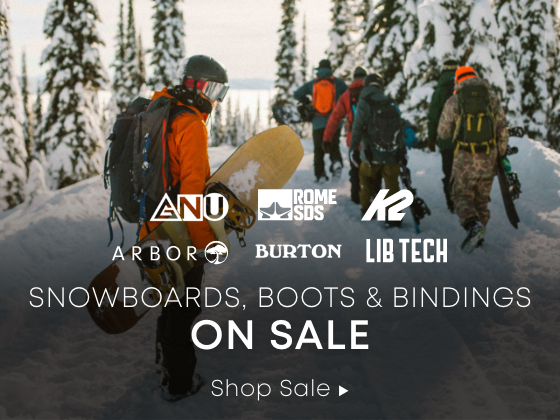 Snowboards, Boots, Bindings On Sale. Shop Sale.
