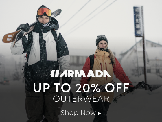 Armada. Up to 20% Off Outerwear. Shop Sale
