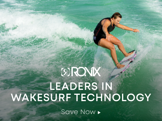 Save On Ronix Wake Surf