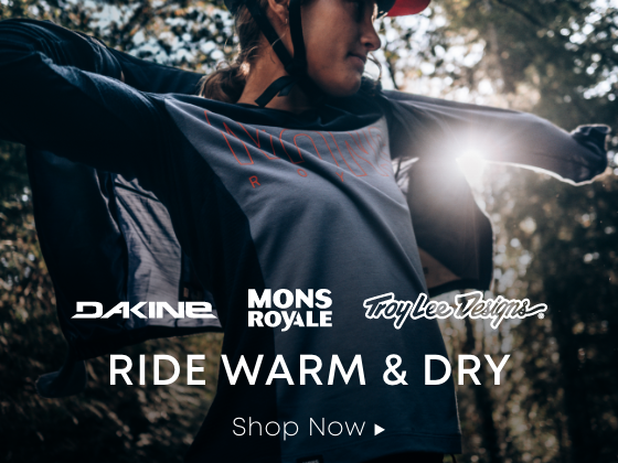 Cold & Wet Weather Bike Clothing