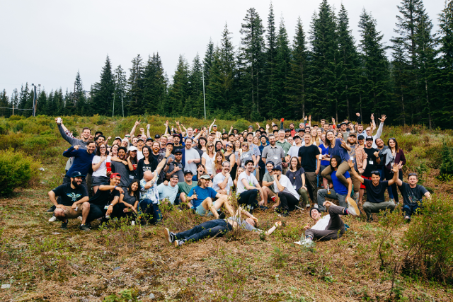 evo Family: Annual Retreat, Snoqualmie Pass 2017
