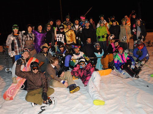 'Switch Up' Night - Summit At Snoqualmie