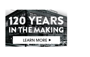 120 Years in the Making - The Story Behind our Portland Store