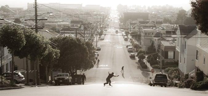 freeride-longboard