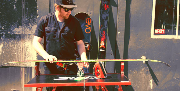 cfdb8ba20c0b How to Wax Skis and Snowboards