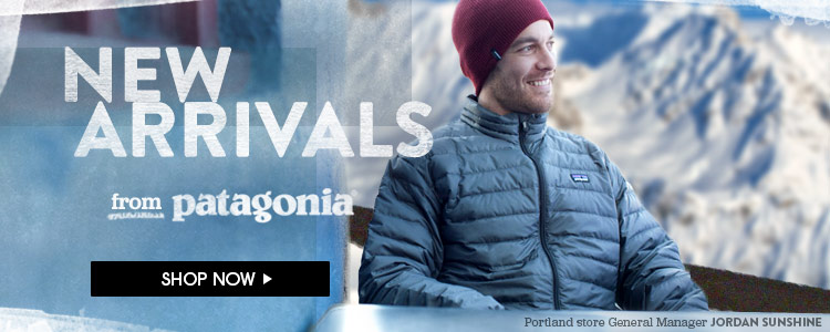 New Arrivals From Patagonia.