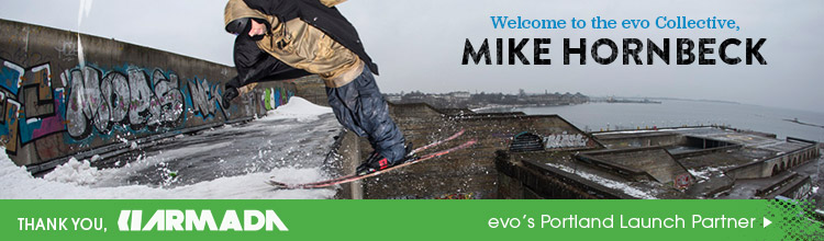 Welcome to the evo Collective, Mike Hornbeck!