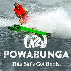 Powabunga! The K2 Shreditor 136 Powabunga Ski Has Roots. Shop K2 Now.