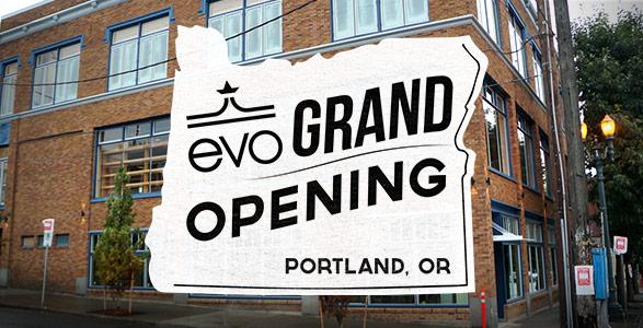 evo Portland Store